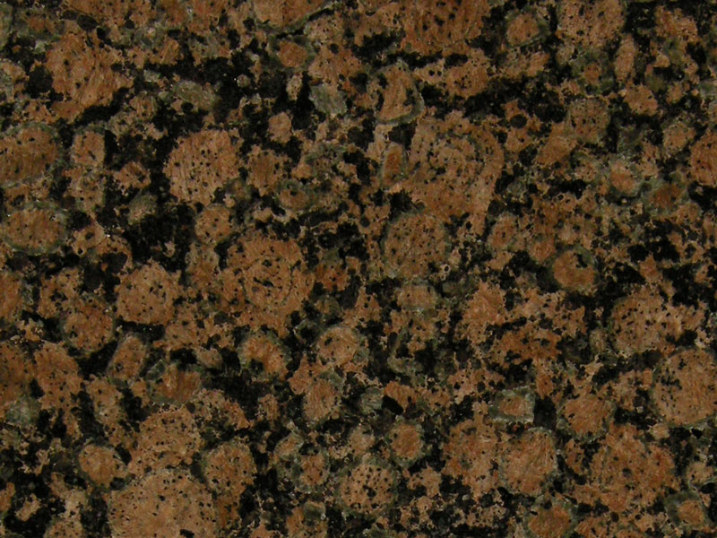 Baltic Brown Granite : Baltic Brown