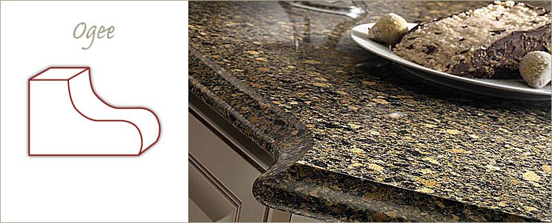 Quartz Countertops Edges Natural Stone Edge Profiles